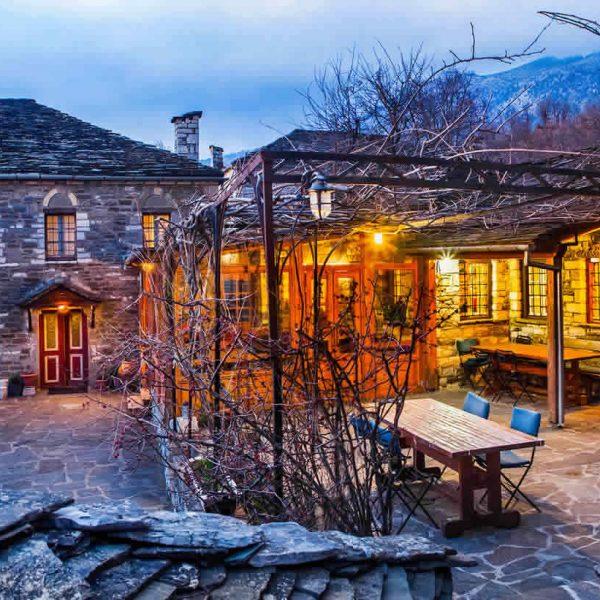 DIAS Traditional Greek Guesthouse in Mikro Papigo, Zagori