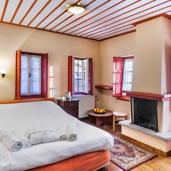 Διαμονή στα Ζαγοροχώρια στον Παραδοσιακό Ξενώνα ΔΙΑ στο Μικρό Πάπιγκο